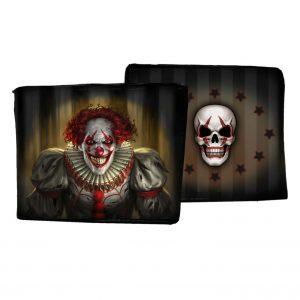 b4357m8 Evil Clown Wallet